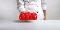 Украинка делает необычные торты с помощью 3D-принтера — видео