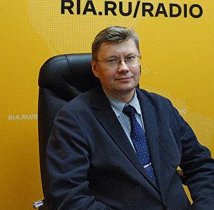 Политолог Сергей Ермаков. Архивное фото