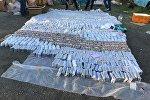 Задержание контрабанды на 30 миллионов сомов в Джалал-Абадской области