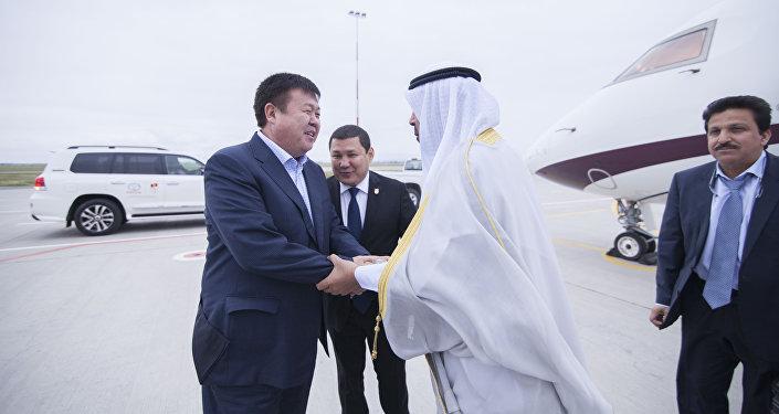 В рамках визита планируется встреча с президентом Сооронбаем Жээнбековым, руководством Национального олимпийского комитета и Госагентства КР.