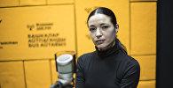 Заслуженная артистка КР, балерина Мадина Минжилкиева