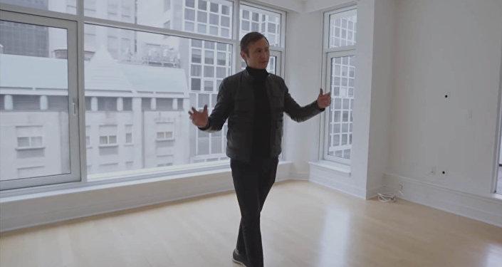 Бишкекчанин продает дома в Нью-Йорке — это видео заставит вашу лень замолчать