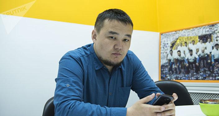 Mara Team Management промоутерлик компаниясынын жетекчиси Марат Бекмуратов