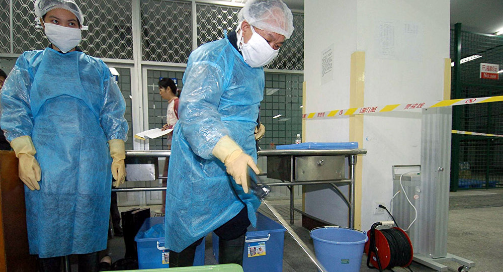 Роспотребнадзор предупредил овспышке сибирской язвы в КНР