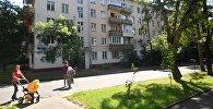 Пятиэтажный жилой дом. Архивное фото