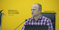 Специалист по управлению проектами и SEO Михаил Дудин провел мастер-класс для журналистов, а также для студентов столичных вузов по поисковой оптимизации сайта (SEO).