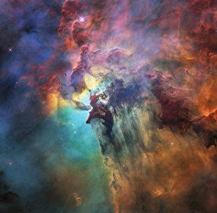Снимки космоса. Апрель 2018