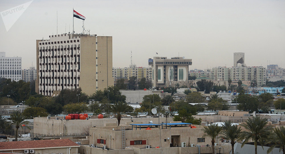 Багдад. Архивдик сүрөт