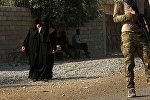 Женщины в Ираке. Архивное фото