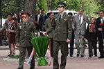 Митинг-реквием в честь Великой Победы прошел в Бишкеке. Видео
