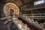 Бишкекский центральный дворец бракосочетания. Архивное фото