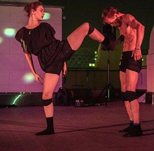 Артисты балета. Архивное фото