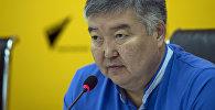 Архивное фото члена общественного штаба Бессмертный полк — Кыргызстан Таалайбека Сагынова