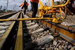 Летняя ремонтно-путевая кампания на Дальневосточной железной дороге
