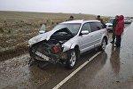 Нарын облусундагы Ат-Башы айылына жакын жерде болгон жол кырсыгы
