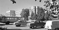 Кыргыз ССРинин өкмөт үйү. Архив