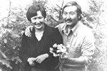 Актер театра и кино, народный артист Кыргызстана Мукамбет Токтобаев