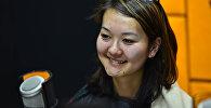 Борбордук Азиядагы IDEAнын программалар жетекчиси Дарика Аманбаева