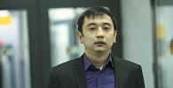 Председатель правления Ассоциации туризма Кыргызской Республики Талант Токталиев