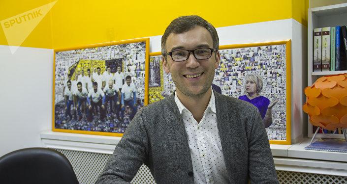 Генеральный директор и партнер консалтинговой компании Наиль Хайбулин