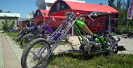 В Бишкеке откроется выставка раритетных мотоциклов