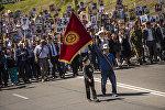 Марш Бессмертный полк в Бишкеке. Архивное фото
