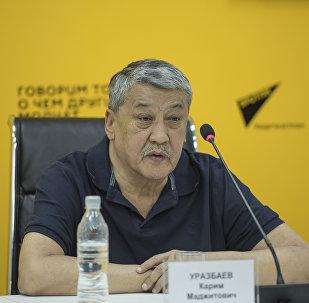 Руководитель рабочей группы по введению национальной валюты Карим Уразбаев