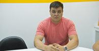 WEF уюмунун оор салмактагы чемпиону Тилек Жээнбеков