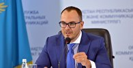 Председатель правления АО Qazcontent Евгений Кочетов. Архивное фото