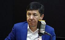 Экс-премьер-министр КР Темир Сариев