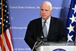 Америкалык сенатор Жон Маккейн. Архивдик сүрөт