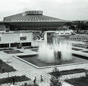 Кыргызский государственный цирк имени Абубакира Изибаева. Архивное фото