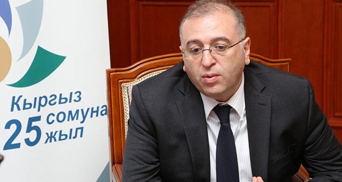 Президент Национального банка Грузии Коба Гвенетадзе