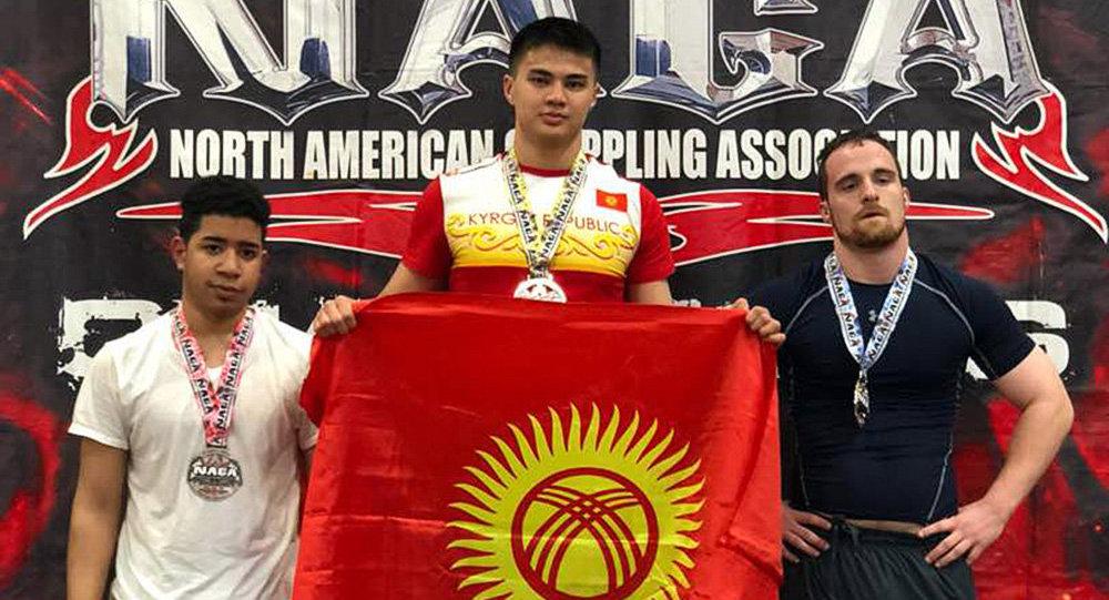 Мухаммед-Али Асанов стал победителем международного соревнования по джиу-джитсу в США