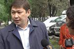 О политических гонениях, Атамбаеве и Жээнбекове — видеокомментарий Исакова