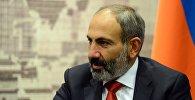Премьер-министра Армении Никол Пашинян. Архивное фото
