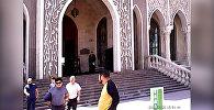 Бишкекте нике кыюуга молдолор канча акча сурайт? Мечитте тартылган видео