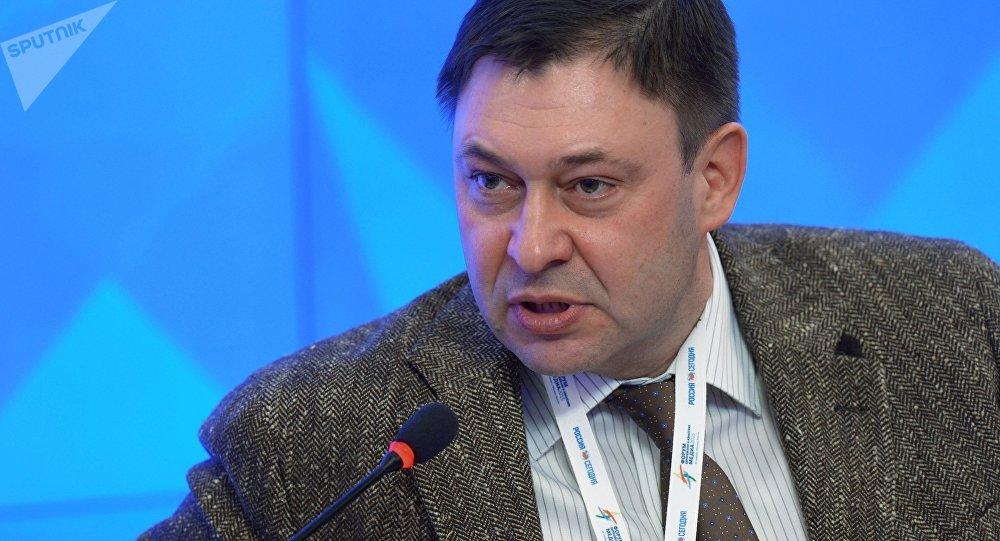 СКвозбудил дело онезаконном задержании вКиеве руководителя РИА Новости Украина