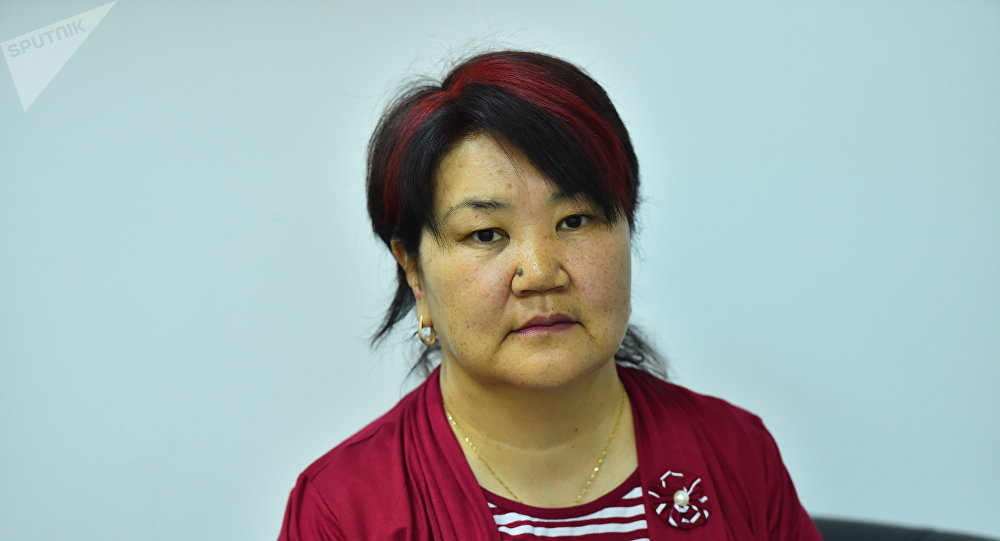 Ага окутуучу, педагогика илимдеринин кандидаты жана психолог Кадиян Бообекова