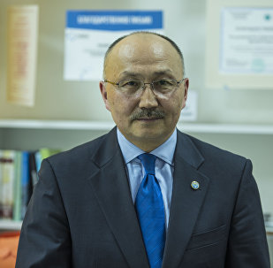 Тышкы иштер министрлигинин маалымат департаментинин директору Муратбек Азымбакиев