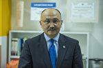 Назначенный и.о. заместителя генерального секретаря Шанхайской организации сотрудничества Муратбек Азымбакиев. Архивное фото