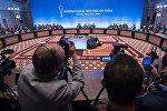 Девятый раунд переговоров по Сирии в Астане