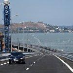 Это самый протяженный мост в России — его длина составляет 19 километров