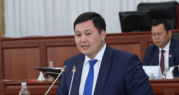 Депутат Акылбек Жамангулов