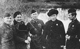 Народная артистка СССР, оперная певица Сайра Кийизбаева