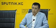 Жаштар иши, дене тарбия жана спорт боюнча мамлекеттик агенттигинин директорунун орун басары Канат Арпачиев