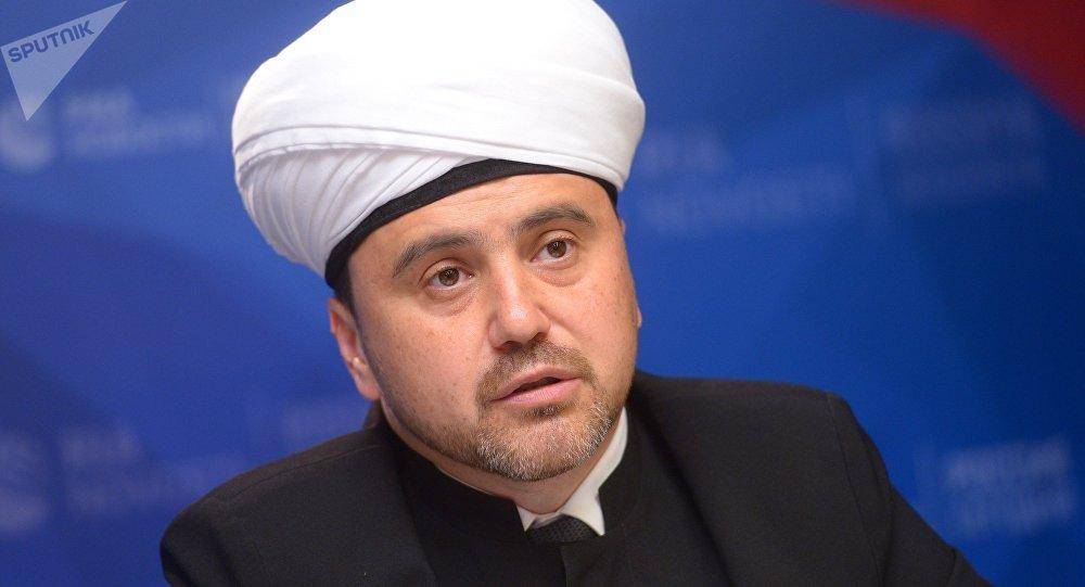 Первый зампред Совета муфтиев России Рушан Аббясов. Архивное фото