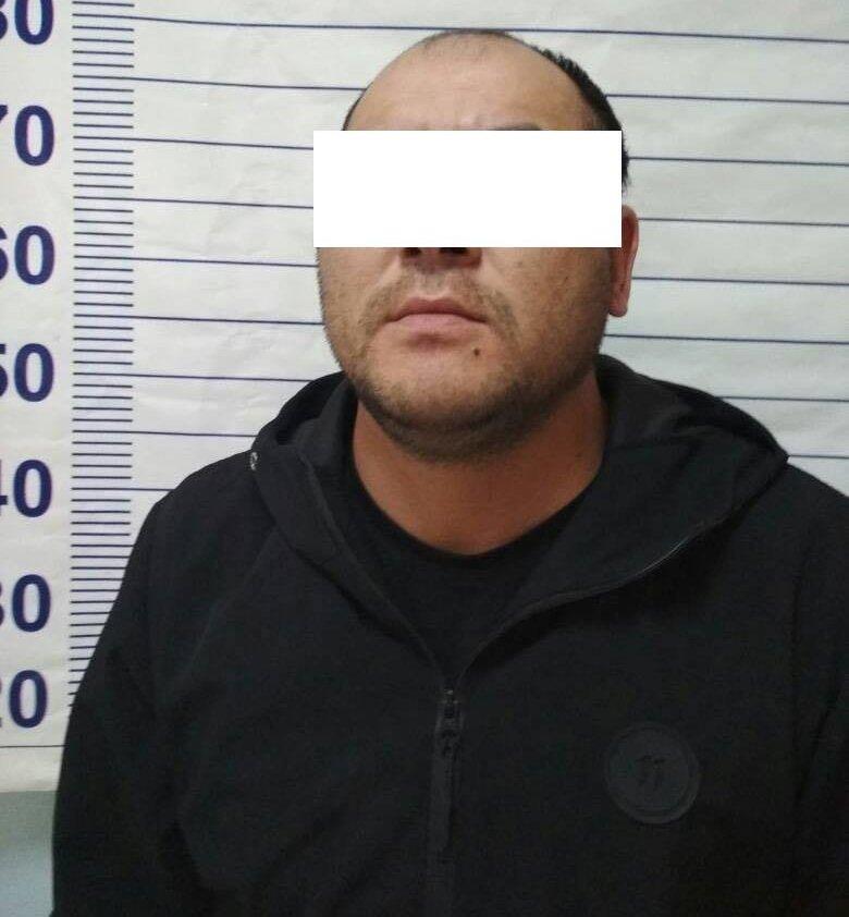 Подозреваемый в совершении серии краж на дачах в селе Беш-Кунгей