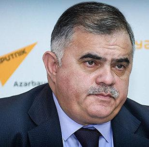 Политолог Арзу Нагиев. Архивное фото