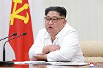 Түштүк Корея лидери Ким Чен Ындын архивдик сүрөтү